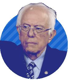 Image of Sen. Bernie  Sanders