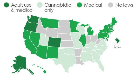 an analysis of legalizing marijuana in united states Legalization of marijuana and the conflict with international drug control treaties legal analysis: legalizing marijuana by the united states.