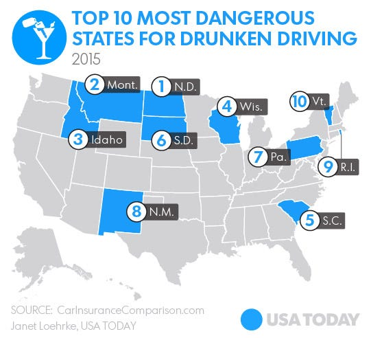 the shoking statistics of deaths caused by drunk driving Ignition interlock and drunk driving statistics if all 17 million people who admitted to driving drunk had their own state, it would be the fifth largest in the us motor vehicle crashes remain the leading cause of death for 15 to 20-year olds.