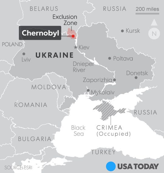 Exiled scientist: \'Chernobyl is not finished, it has only just begun\'