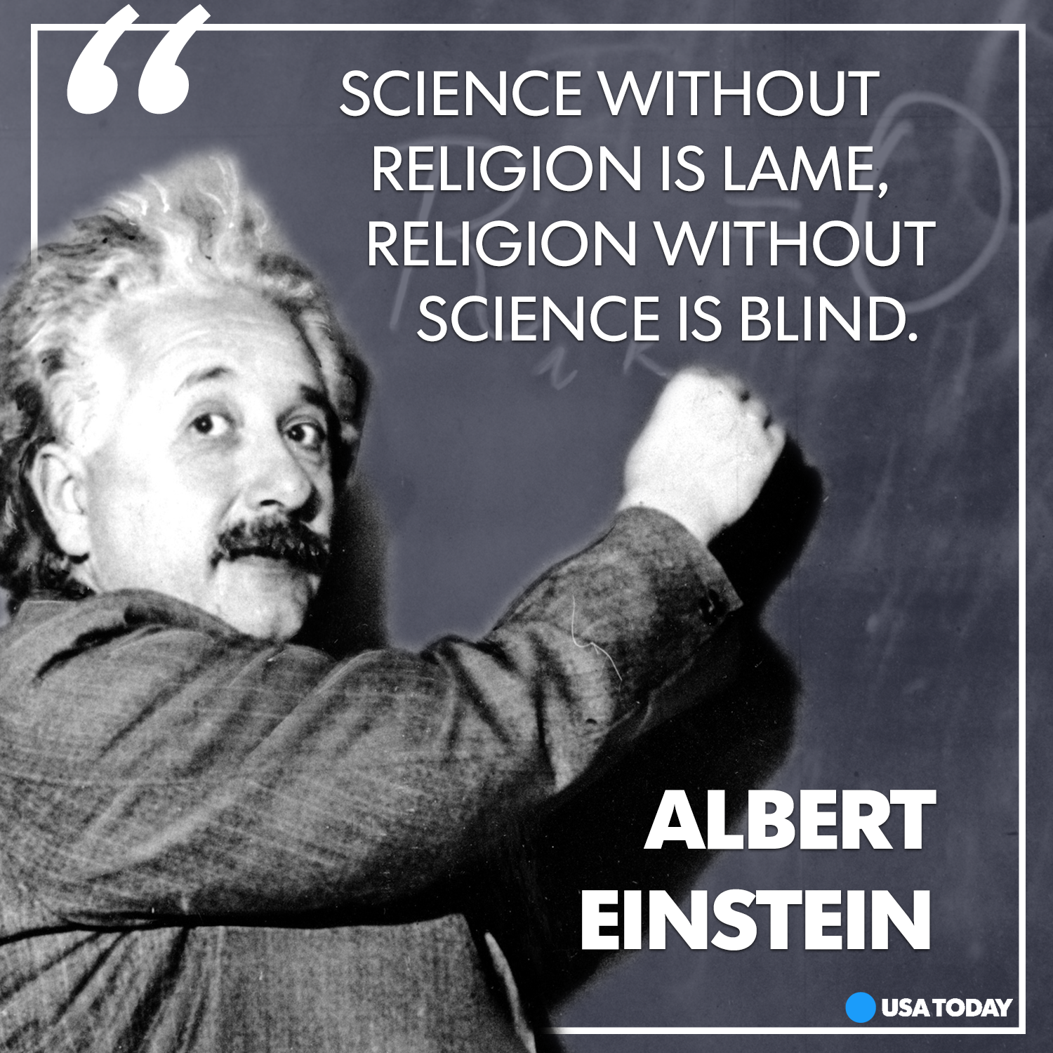 Albert Einstein: Words To Live By