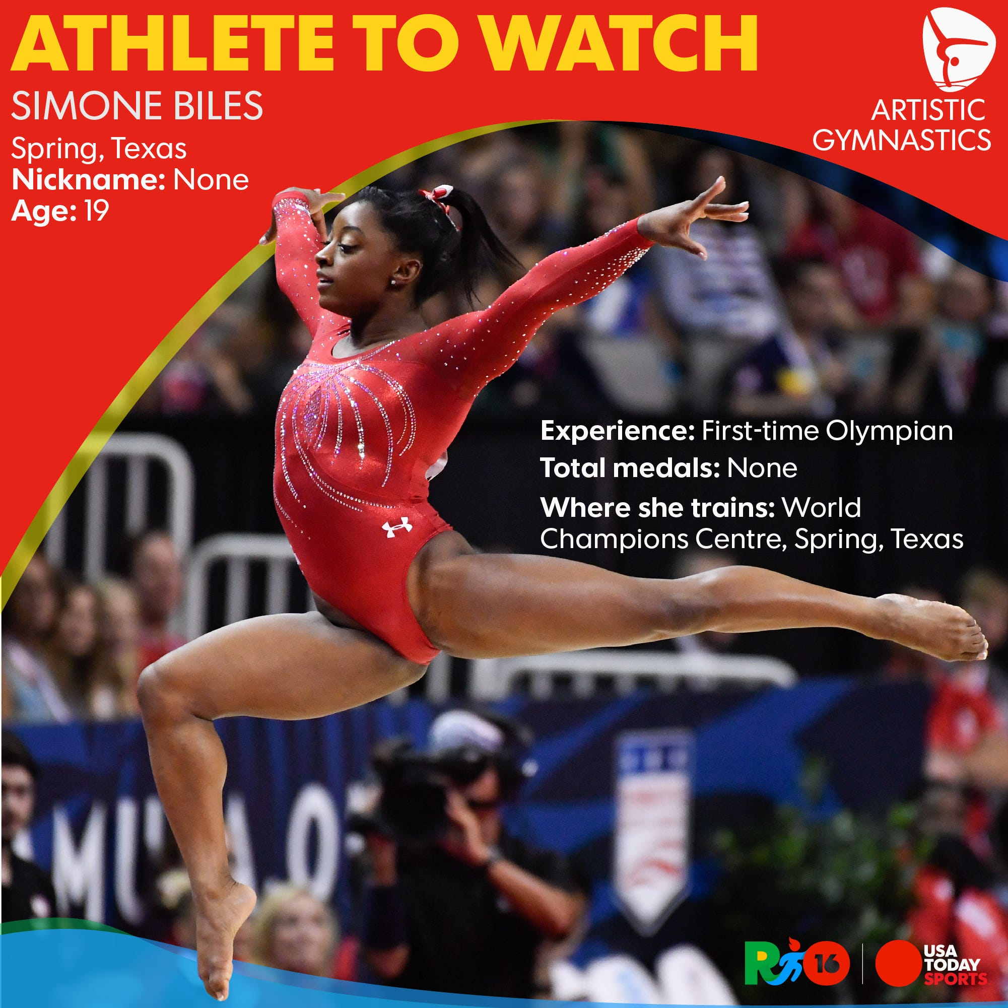 simone biles could be olympic games u0026 39  shining star