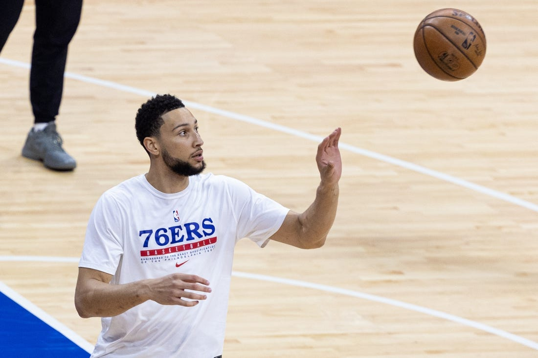 As Ben Simmons drama lingers  76ers face Nets in home opener
