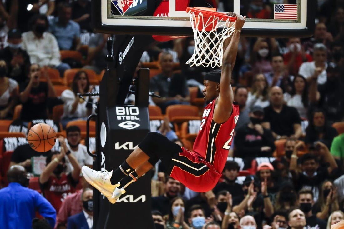 Heat set record for most points in opener  throttle Bucks