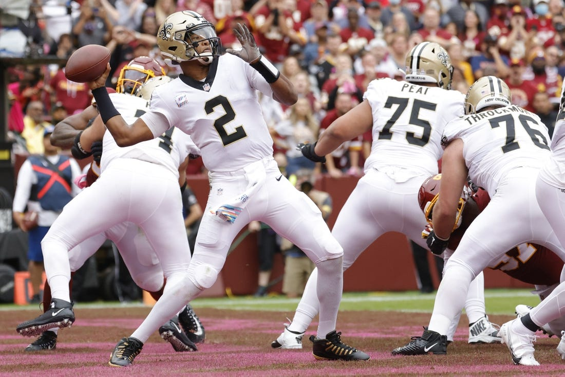 Saints  Seahawks in unfamiliar positions as they meet Monday