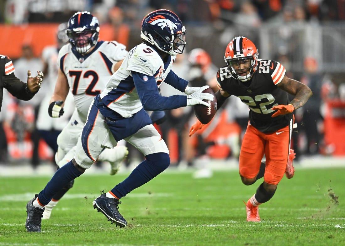 Case Keenum guides Browns past slumping Broncos
