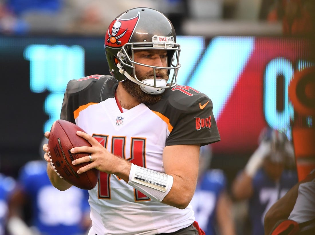 QB Fitzpatrick benched for Winston in Bucs  loss - National Football ... a9b615539