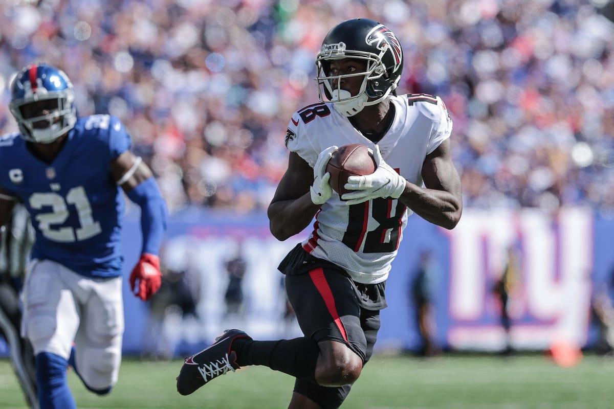 Best Player Props for Calvin Ridley: Week 4 Atlanta Falcons vs. Washington Football Team   BestOdds