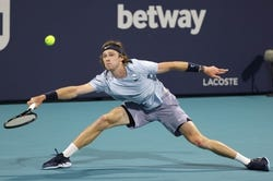 Madrid Open: Andrey Rublev vs. Tommy Paul 5/4/21 Tennis Prediction