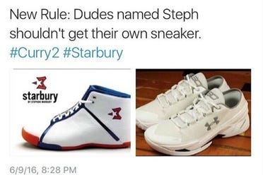 abcd0621ed72 Watch Real Dads Review Steph Curry s Sneakers
