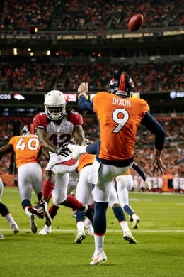 Arizona Cardinals at Denver Broncos dde5f8740e07
