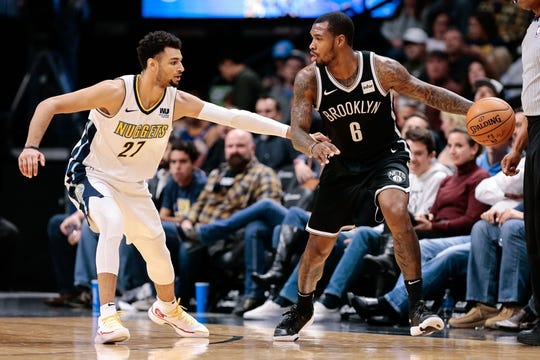 3ee3036a1 Brooklyn Nets at Denver Nuggets