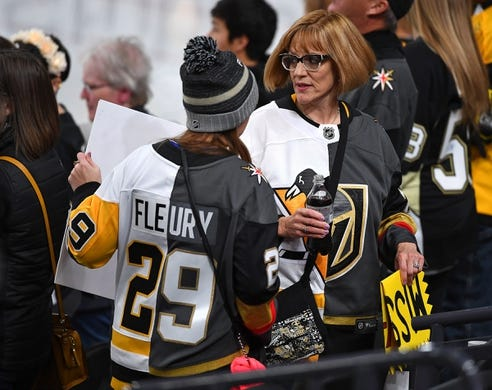 purchase cheap ccd4f 5a1fa Pittsburgh Penguins at Vegas Golden Knights