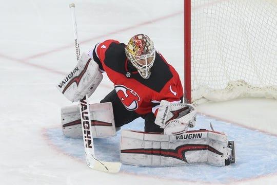 New York Islanders at New Jersey Devils