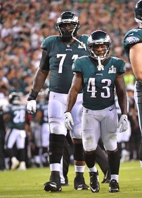 7e60b01fd9e Atlanta Falcons at Philadelphia Eagles