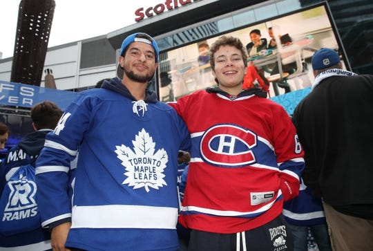 best service 6dd98 e0d03 Montreal Canadiens at Toronto Maple Leafs