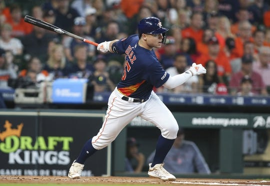 Boston Red Sox at Houston Astros