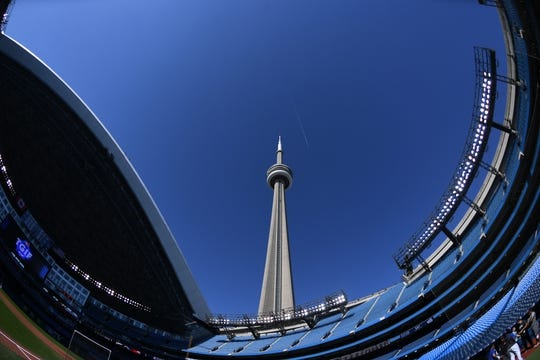 Arizona Diamondbacks At Toronto Blue Jays