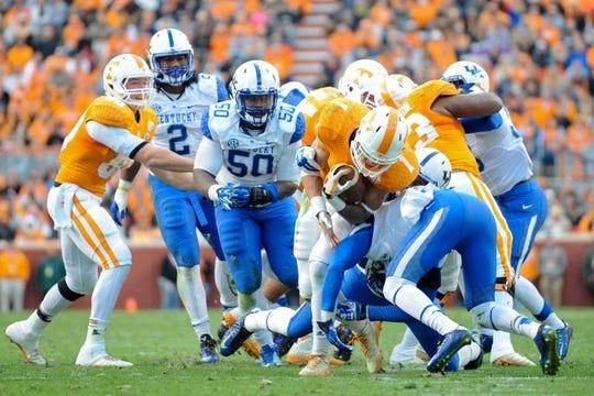 Tennessee Vols Upset Kentucky Wildcats Photo Gallery: Kentucky Wildcats At Tennessee Volunteers