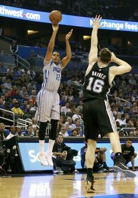 San Antonio Spurs at Orlando Magic