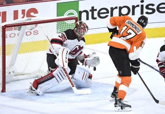 New Jersey Devils at Philadelphia Flyers