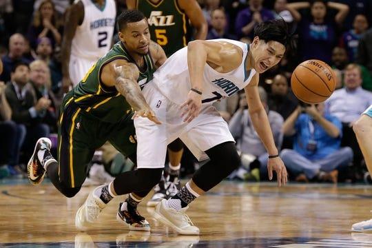 Utah Jazz at Charlotte Hornets