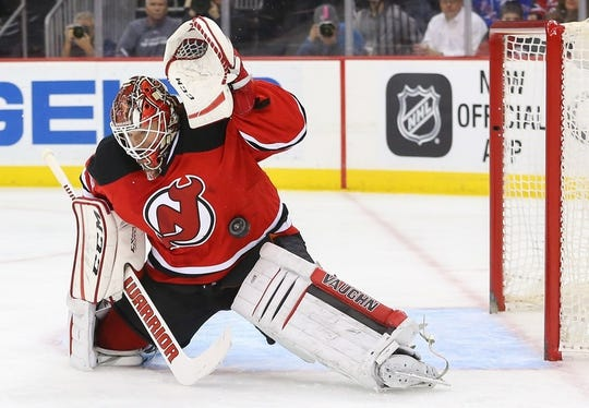 New York Rangers at New Jersey Devils