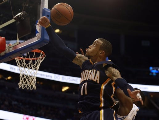 Indiana Pacers at Orlando Magic