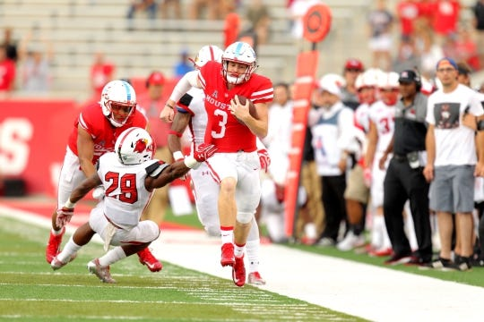 Lamar Cardinals at Houston Cougars