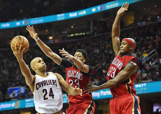 915830092a7 New Orleans Pelicans at Cleveland Cavaliers