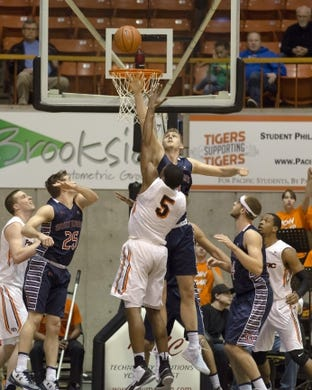 St. Mary s Gaels at Pacific Tigers 1dce6c7d7