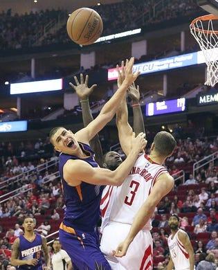 06bafea90654 Phoenix Suns at Houston Rockets