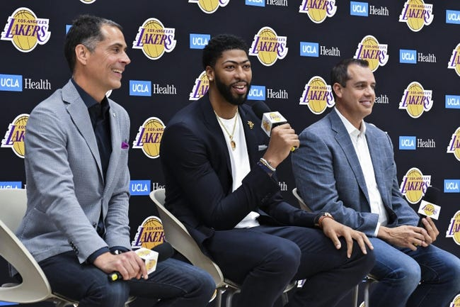 Los Angeles Lakers News, Photos, Stats, Rankings - USA TODAY