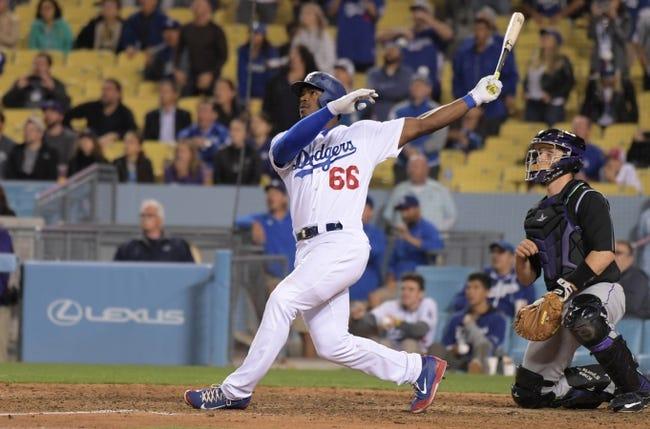 Los Angeles Dodgers vs Colorado Rockies MLB Picks, Odds, Predictions 4/14/21