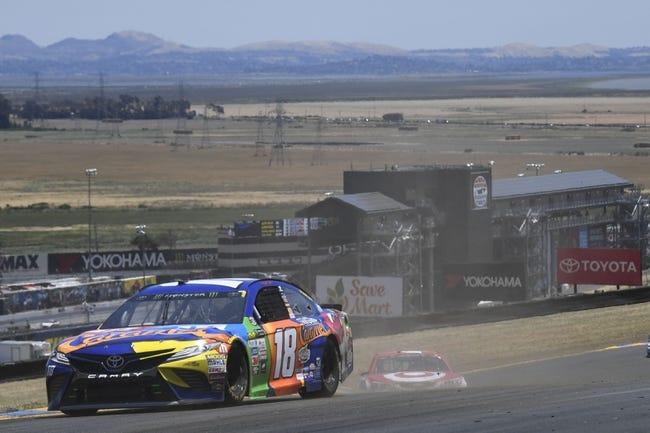 2021 Toyota / Save Mart 350: NASCAR CUP Preview, Odds, Picks, Longshots