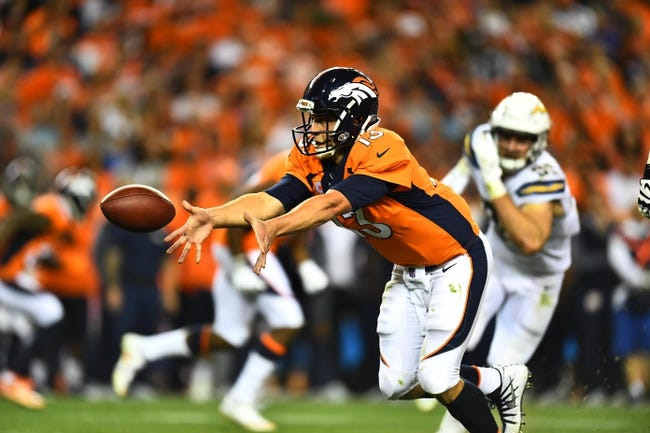 Denver Broncos at Los Angeles Chargers 12/27/20 NFL Picks and Predictions
