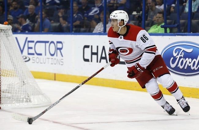 Tampa Bay Lightning at Carolina Hurricanes - 5/30/21 NHL Picks and Prediction