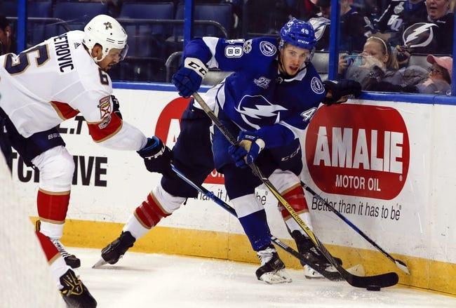 Tampa Bay Lightning vs Nashville Predators NHL Picks, Odds, Predictions 3/13/21