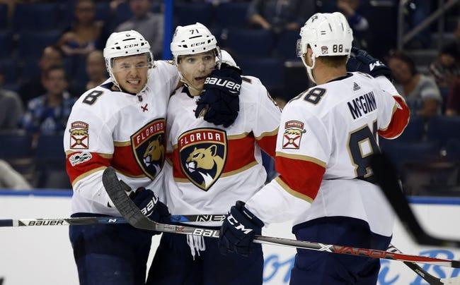 Nashville Predators vs Florida Panthers NHL Picks, Odds, Predictions 3/6/21