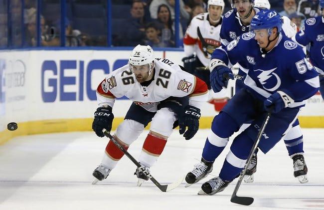 Nashville Predators vs Florida Panthers NHL Picks, Odds, Predictions 4/27/21