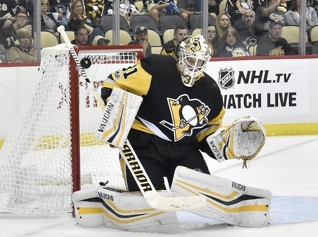 Pittsburgh Penguins vs Buffalo Sabres NHL Picks, Odds, Predictions 3/25/21