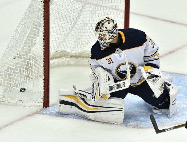 Pittsburgh Penguins at Buffalo Sabres - 4/17/21 NHL Picks and Prediction