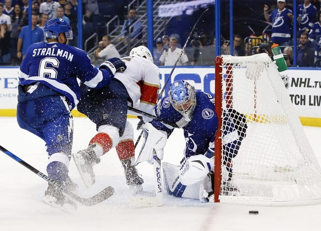 Tampa Bay Lightning vs Florida Panthers NHL Picks, Odds, Predictions 4/15/21