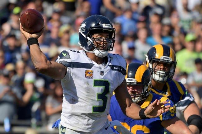 NFL Wildcard Playoffs: Seattle Seahawks vs Los Angeles Rams 1/9/21 NFL Picks, Odds, Predictions
