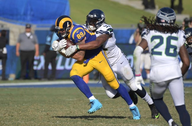 Los Angeles Rams at Seattle Seahawks 1/9/21 NFL Picks and Predictions