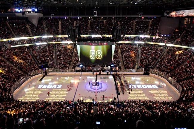 Vegas Golden Knights at Arizona Coyotes - 1/22/21 NHL Picks and Prediction