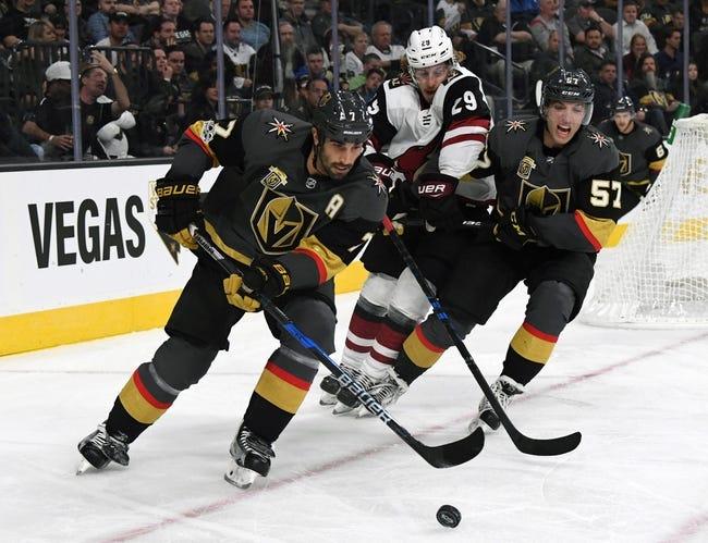 Vegas Golden Knights at Arizona Coyotes - 1/24/21 NHL Picks and Prediction