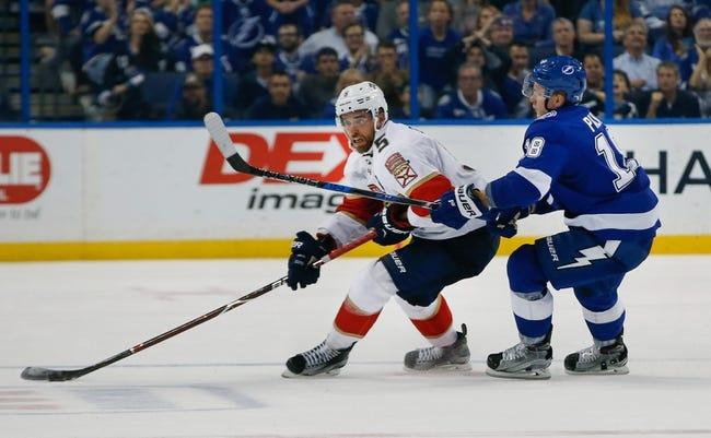 Tampa Bay Lightning vs Florida Panthers NHL Picks, Odds, Predictions 2/15/21