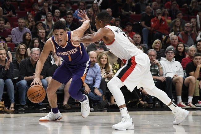 Phoenix Suns vs Portland Trail Blazers NBA Picks, Odds, Predictions 2/22/21