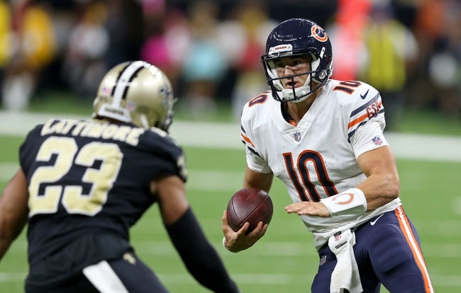 Chicago Bears at New Orleans Saints: 1/10/21 NFL Picks and Predictions